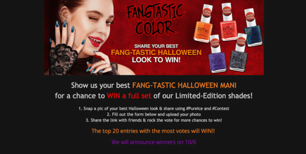 Products Limited Edition for Holiday Season Contest