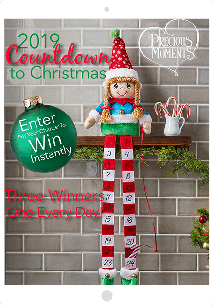 Precious Moments Instant Win Giveaway