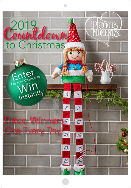 ShortStack instant win giveaway 2019 countdown to Christmas