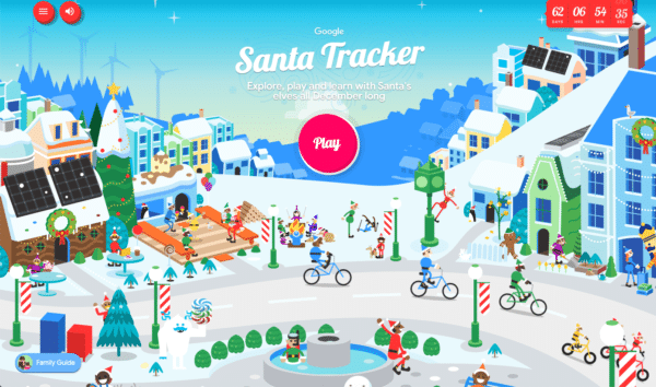 Marketing-Ideas-For-a-Christmas-Like-We've-Never-Seen-Before-Interactive-Experiences-Santa-Tracker