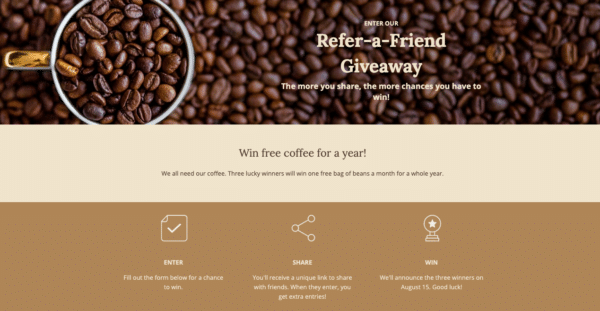 The-9-Best-Performing-ShortStack-Landing-Page-Templates-refer-a-friend-giveaway
