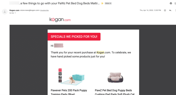Why-You-Should-Segment-Your-Contacts-(And 8 Ways to Do It)-kogan-com-purchases