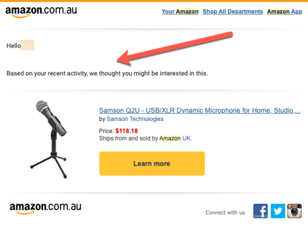 Why-You-Should-Segment-Your-Contacts-(And 8 Ways to Do It)-website-behavior-amazon-com-au