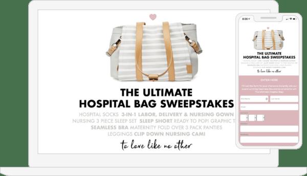 The-Ultimate-Hospital-Bag-Sweepstakes