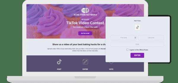 Tiktok-Video-Contest